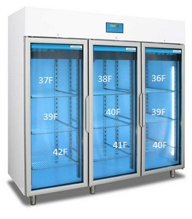 temperature-mapping-study-refrigerator